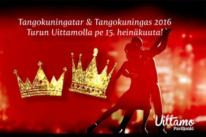 Tangokuningatar, Tangokuningas, Uittamo, Turku, tanssit