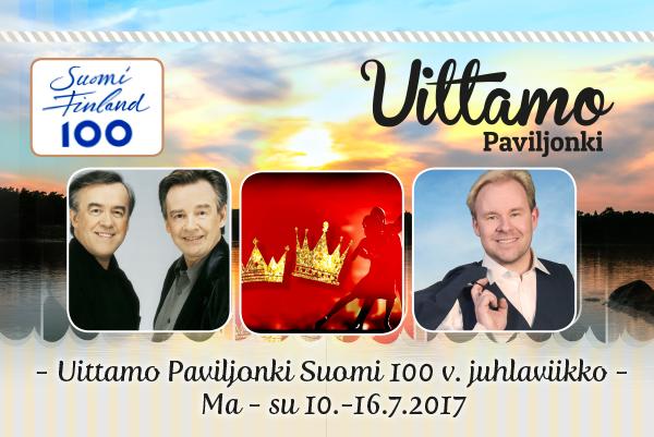 UIttamo, Tanssit, Suomi 100 v juhlaviikko